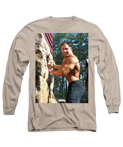 Franco Corelli Aka Dominic Dagostino Long Sleeve T-Shirt