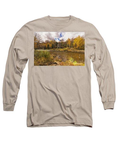 Franconia Iron Works Long Sleeve T-Shirt