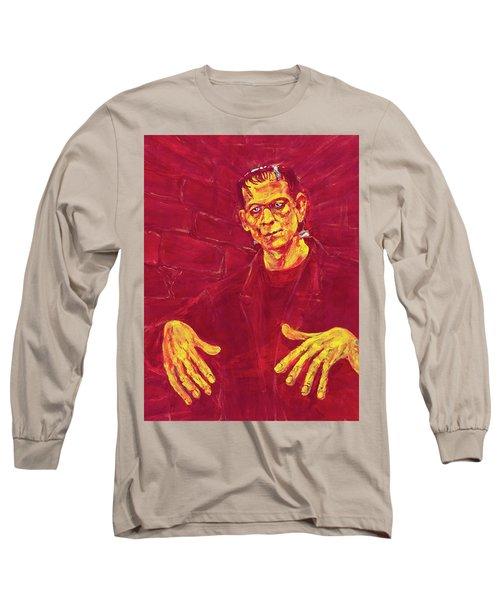 Frankenstein's Monster 1931 Long Sleeve T-Shirt