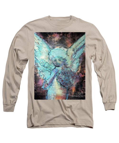 Franklin Angel Long Sleeve T-Shirt
