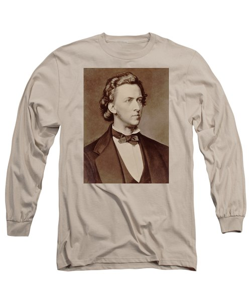 Frederic Chopin Long Sleeve T-Shirt