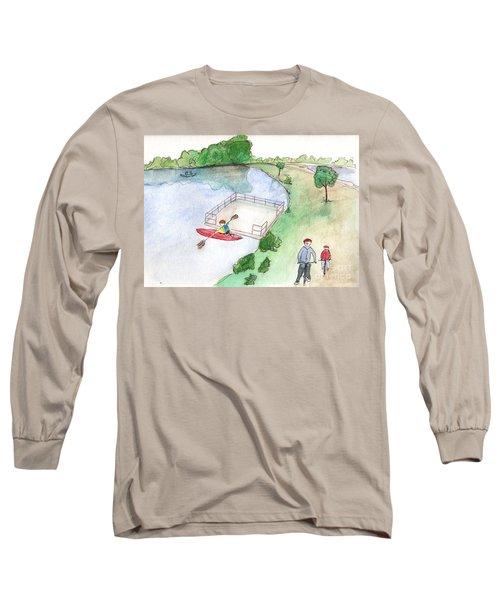 Free Time Long Sleeve T-Shirt