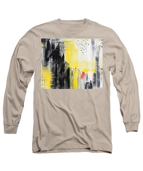 Freedom Long Sleeve T-Shirt by Sladjana Lazarevic