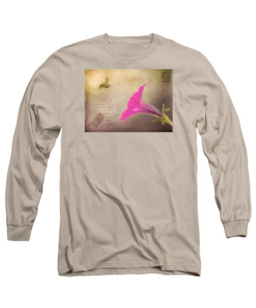 French Post Long Sleeve T-Shirt