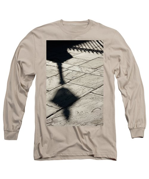 French Quarter Shadow Long Sleeve T-Shirt