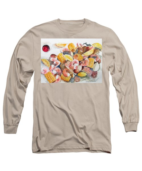 Fresh Boiled Long Sleeve T-Shirt