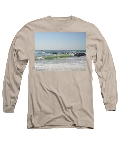 Fresh May Morning Long Sleeve T-Shirt