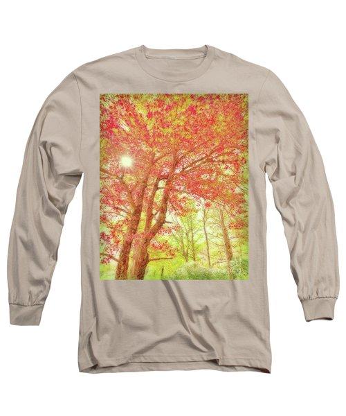 Fresh Morning Long Sleeve T-Shirt