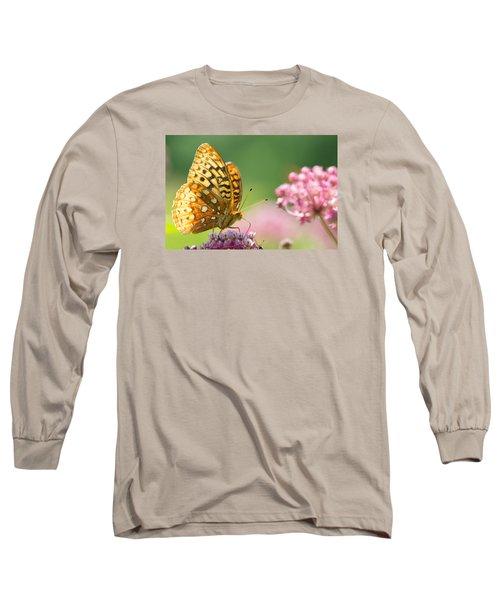 Fritillary Long Sleeve T-Shirt
