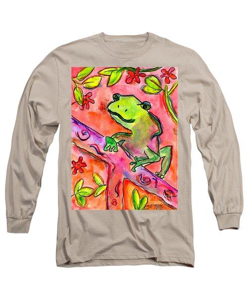 Froggy Long Sleeve T-Shirt