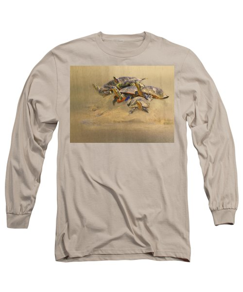 From Above Long Sleeve T-Shirt