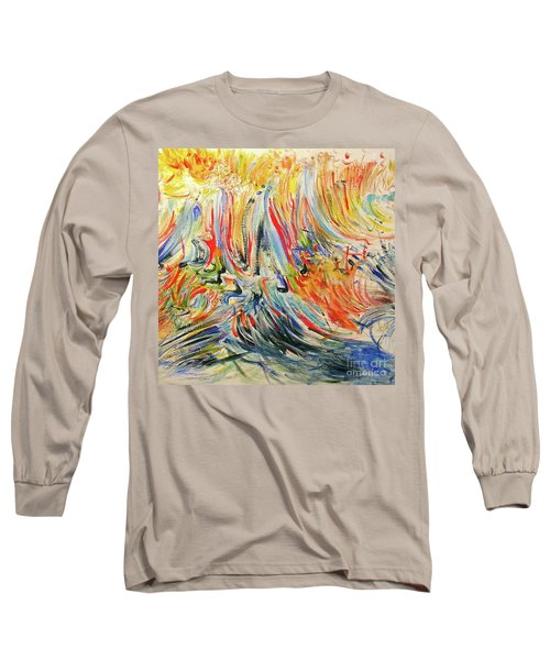 From Soul To Canvas Long Sleeve T-Shirt