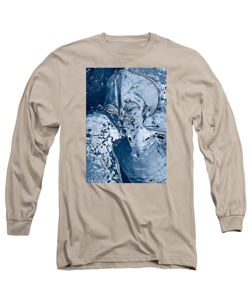 Long Sleeve T-Shirt featuring the photograph From The Deep by Gary Bridger