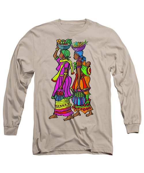 From The Market Long Sleeve T-Shirt