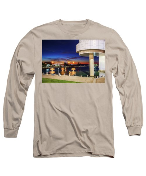 From The Rock Hall Long Sleeve T-Shirt