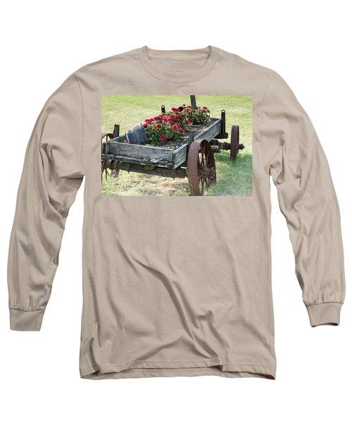 Front Yard Decor Long Sleeve T-Shirt