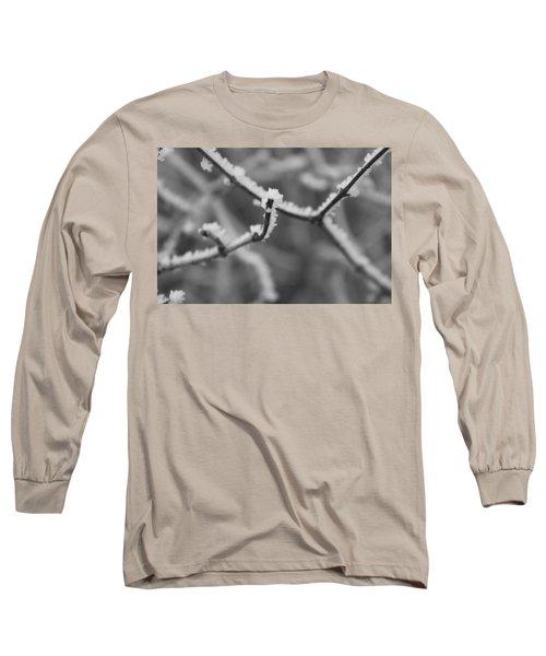 Frost 6 Long Sleeve T-Shirt by Antonio Romero