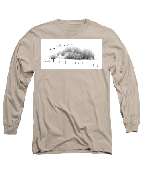 Frosty Flight Long Sleeve T-Shirt