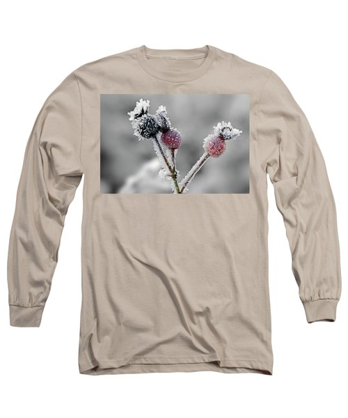 Frozen Buds Long Sleeve T-Shirt