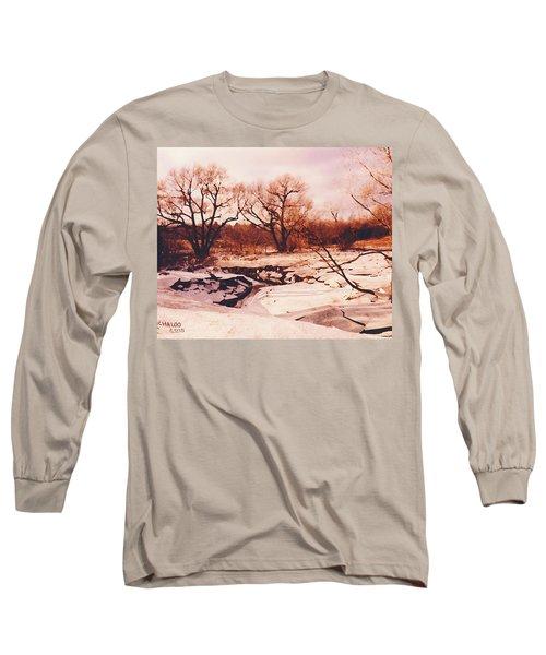 Frozen Creek Long Sleeve T-Shirt