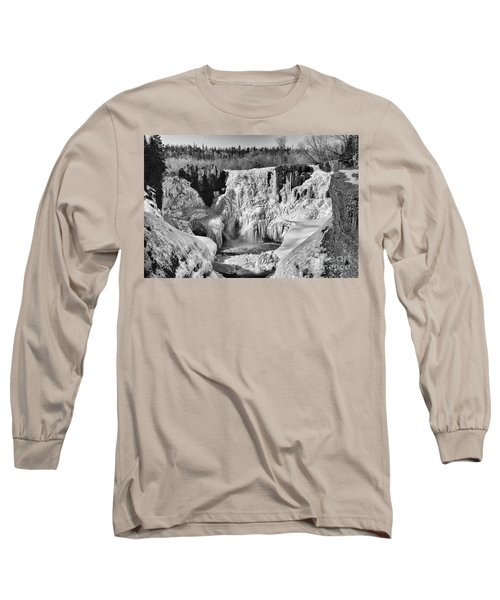 Frozen High Falls Long Sleeve T-Shirt