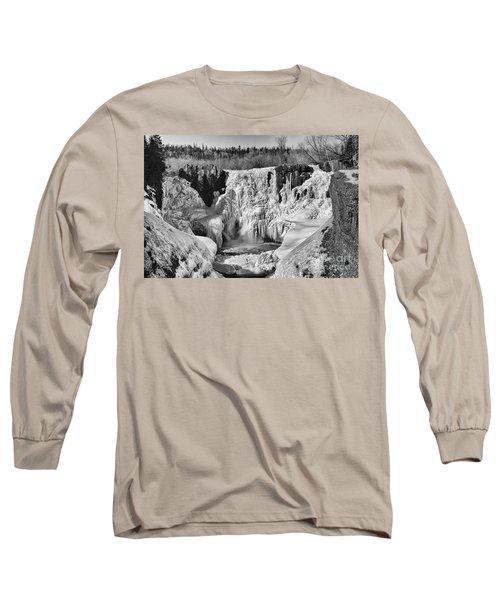 Frozen High Falls Long Sleeve T-Shirt
