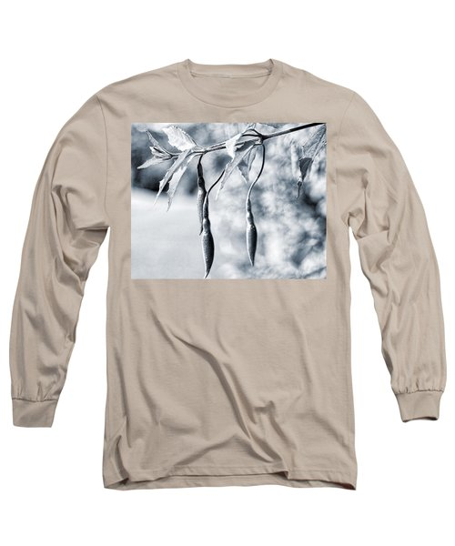 Long Sleeve T-Shirt featuring the photograph Fuchsia  by Keith Elliott