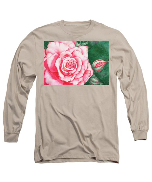 Full Bloom Long Sleeve T-Shirt