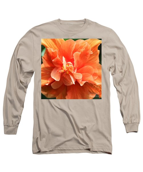 Full Frontal Squared Long Sleeve T-Shirt