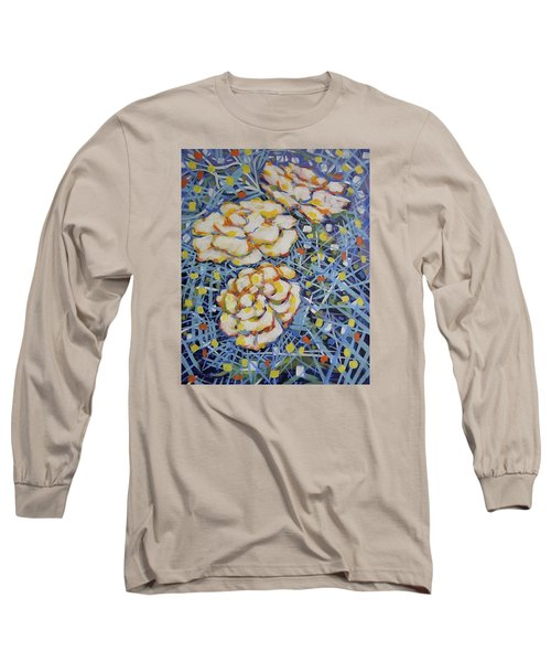 Fun Flowers Long Sleeve T-Shirt