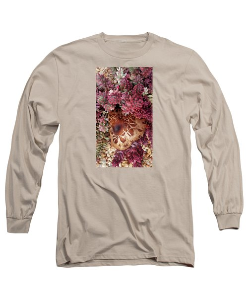 Fungus And Succulents Long Sleeve T-Shirt