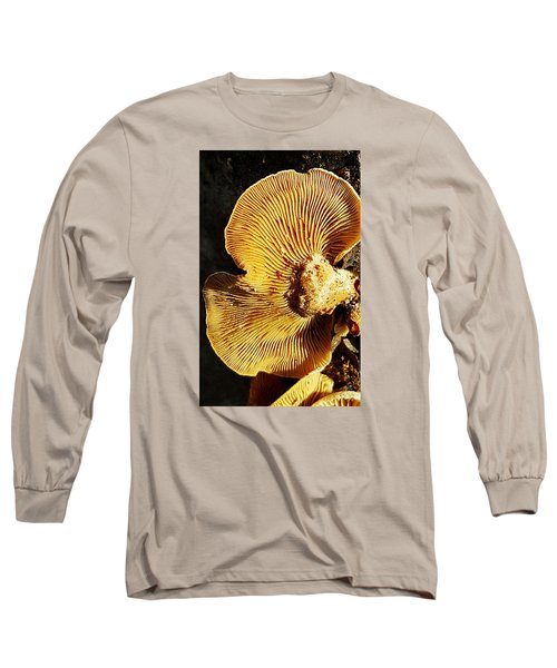 Long Sleeve T-Shirt featuring the photograph Fungus by Bruce Carpenter