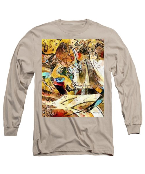 Funky Tune Time Long Sleeve T-Shirt