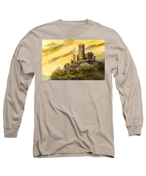 Furstenburg On The Rhine Long Sleeve T-Shirt