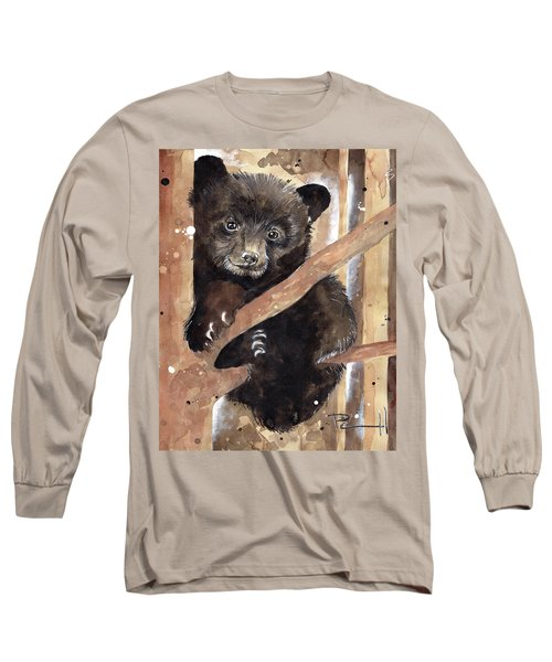 Fuzzy Wuzzy Long Sleeve T-Shirt