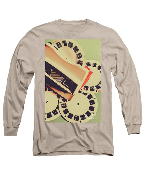 Gadgets Of Nostalgia Long Sleeve T-Shirt