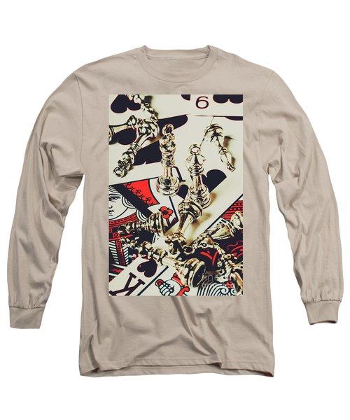 Game Of Still Life Long Sleeve T-Shirt