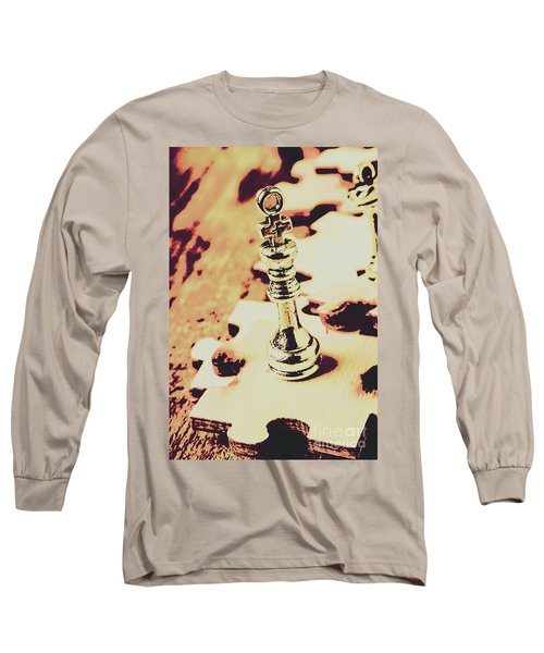 Games And Puzzles Long Sleeve T-Shirt