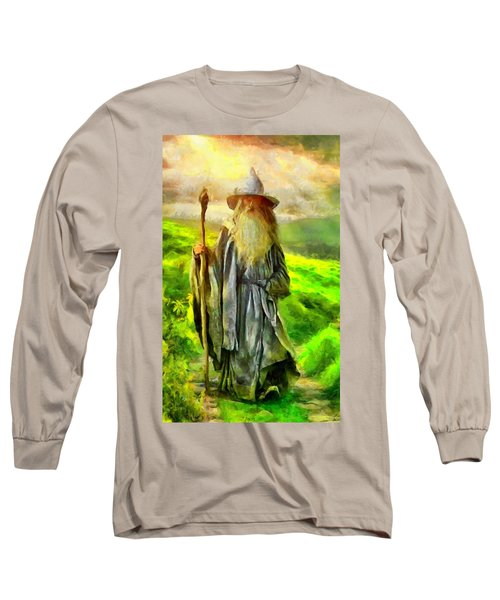 Gandalf, The  Grey Long Sleeve T-Shirt