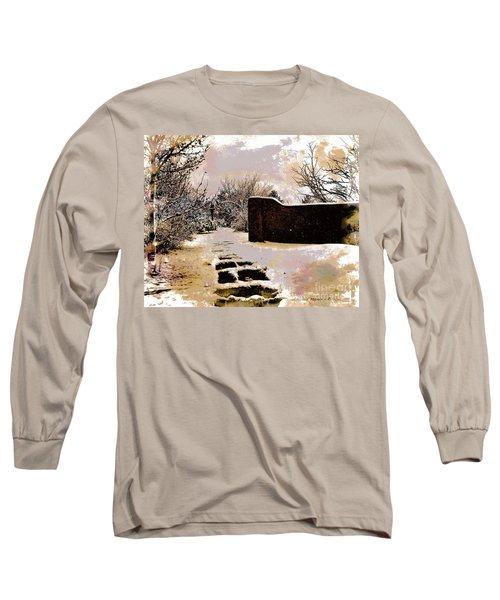 Garden Art Print  Long Sleeve T-Shirt
