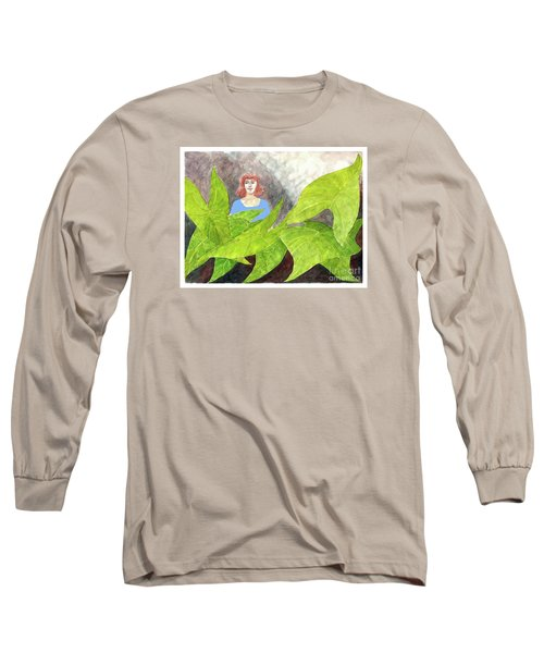 Garden Fantasy  Long Sleeve T-Shirt