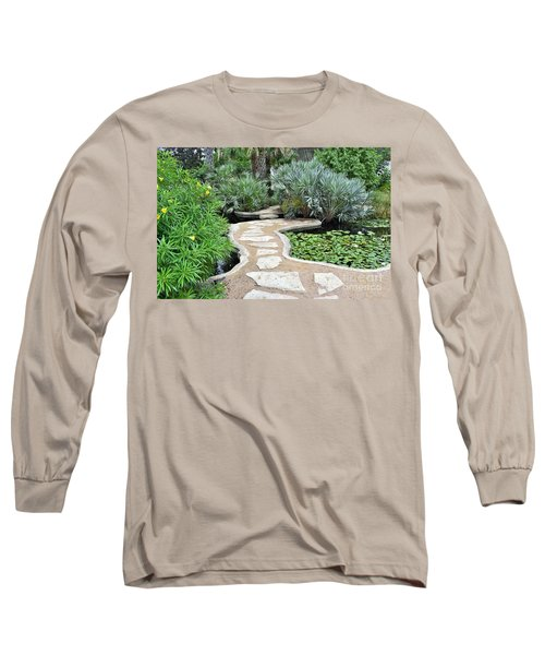 Garden Path  Long Sleeve T-Shirt