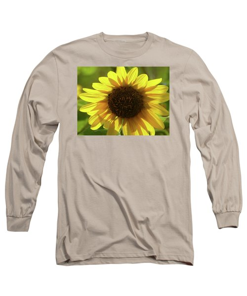 Garden Sunshine Long Sleeve T-Shirt