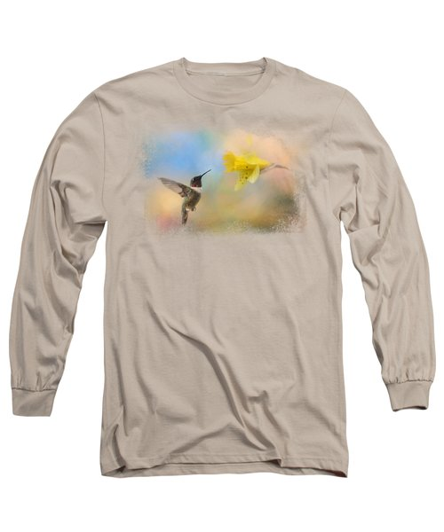 Garden Visitor Long Sleeve T-Shirt