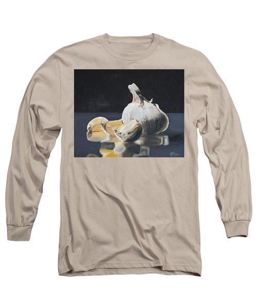 Garlic I Long Sleeve T-Shirt