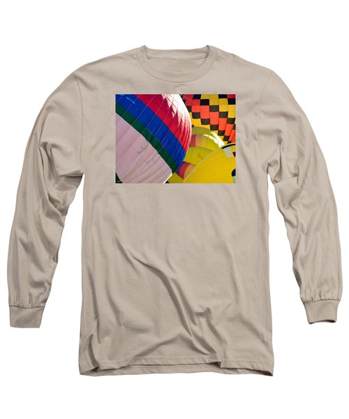 Gasbags Long Sleeve T-Shirt by Kevin Munro