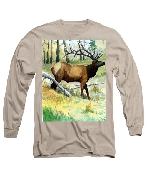 Gash Flats Bull Long Sleeve T-Shirt