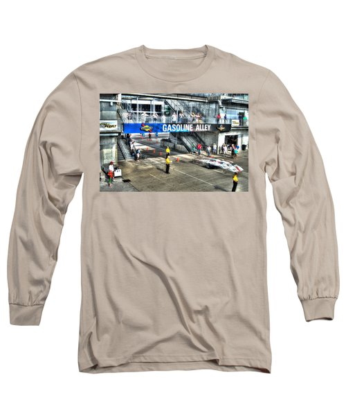 Gasoline Alley 2015 Long Sleeve T-Shirt by Josh Williams