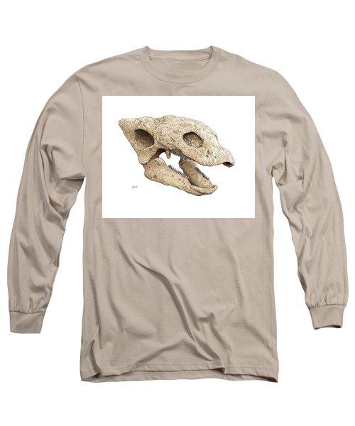 Gastonia Burgei Skull Long Sleeve T-Shirt