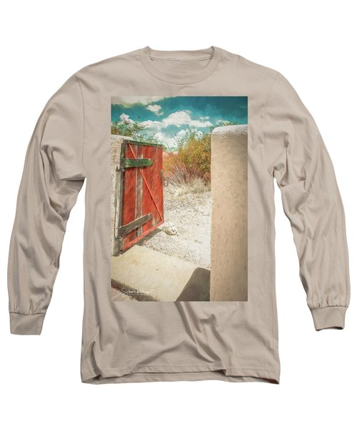 Gate To Oracle Long Sleeve T-Shirt